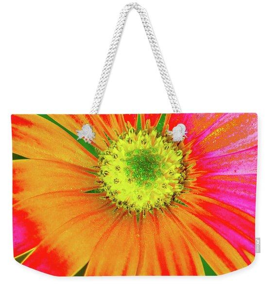 Pop Art Osteospermum 2 Weekender Tote Bag