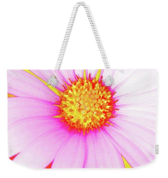 Pop Art Osteospermum 3 Weekender Tote Bag