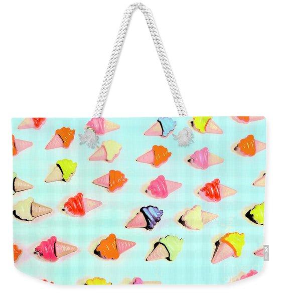 Pop Art Parlour Weekender Tote Bag