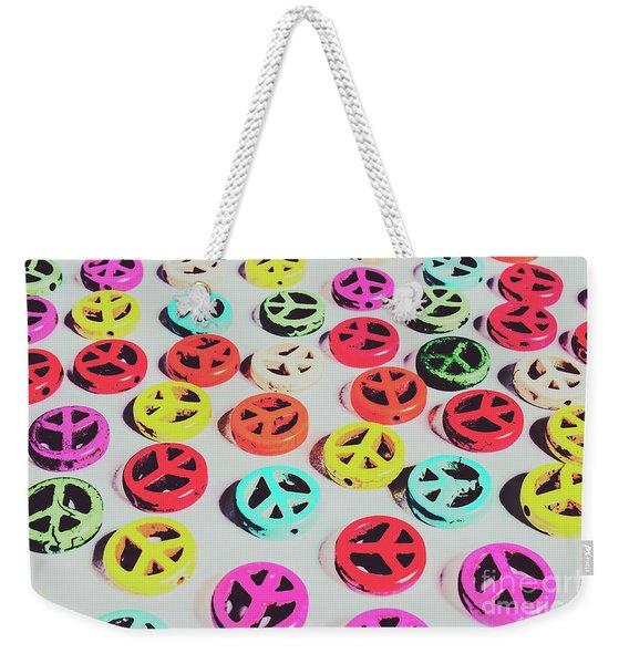 Pop Art Sixties  Weekender Tote Bag