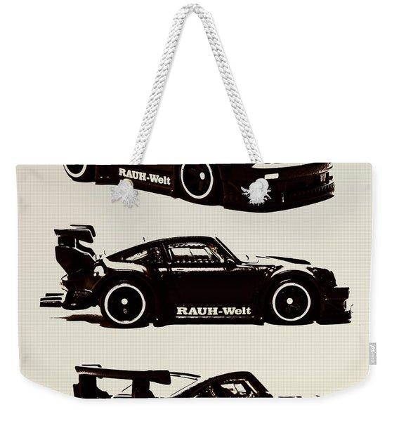 Porsche Rwb 930 Weekender Tote Bag