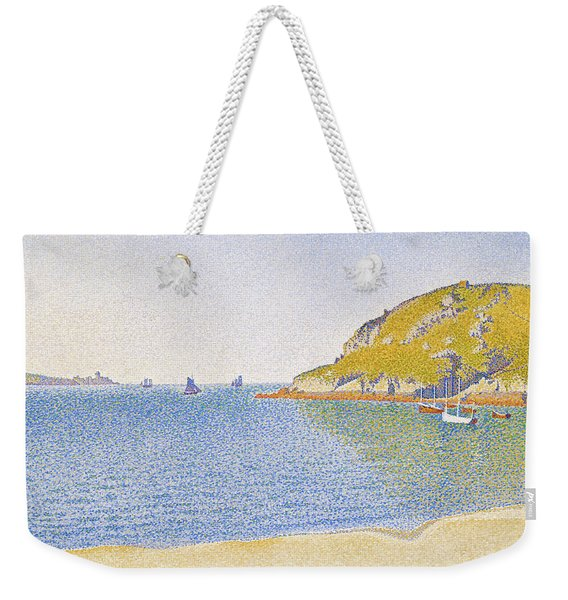 Port Of Saint-cast - Digital Remastered Edition Weekender Tote Bag