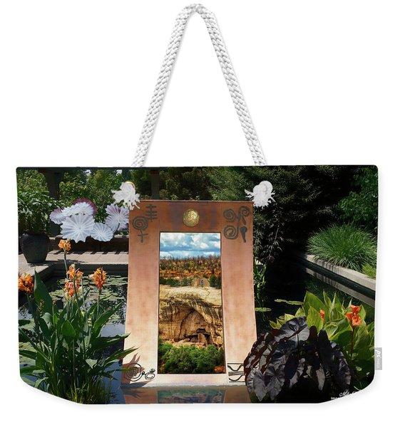 Portals Weekender Tote Bag