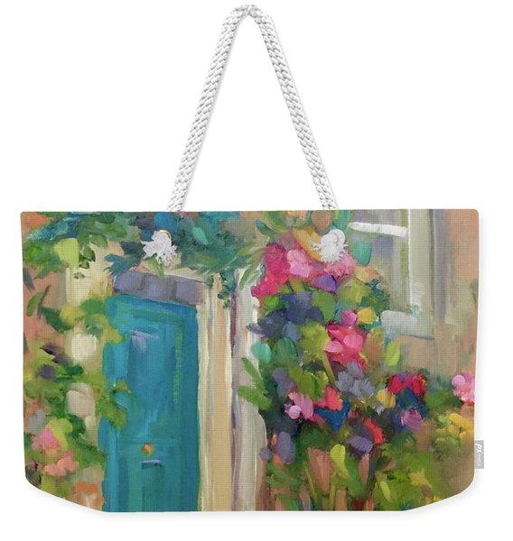 Porte Della Toscana Weekender Tote Bag