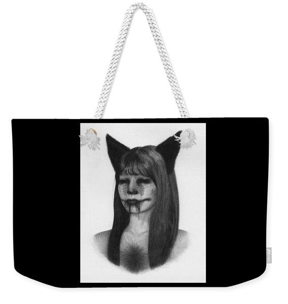 Portrait Of A Kumiho - Artwork Weekender Tote Bag