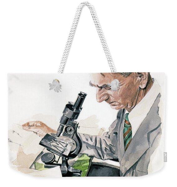 Portrait Of George Hardy Weekender Tote Bag