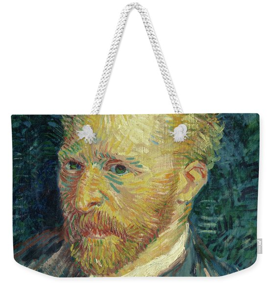 Portrait Of The Artist, 1887 Weekender Tote Bag