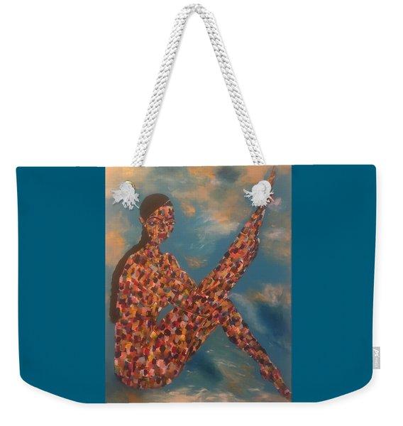 Pose II Weekender Tote Bag