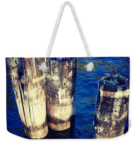 Posts In Water Weekender Tote Bag