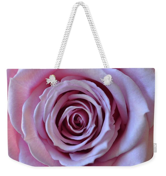 Weekender Tote Bag featuring the photograph Powerful by Michelle Wermuth
