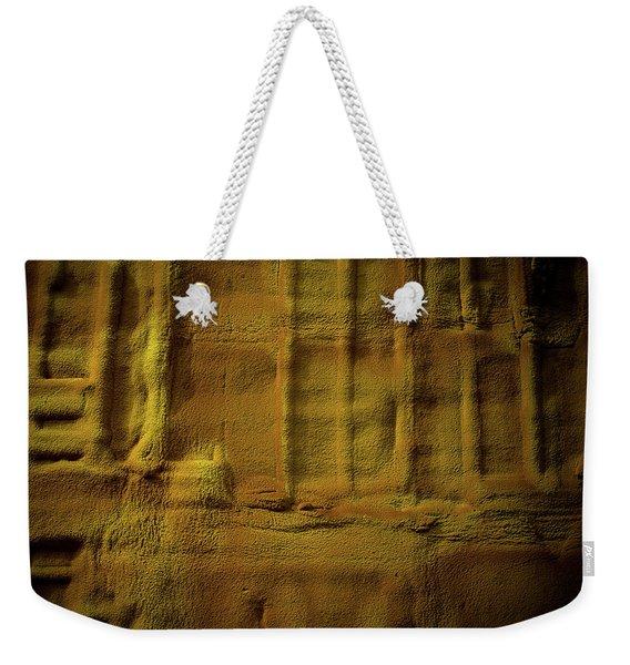 Prehistoric Scene Weekender Tote Bag