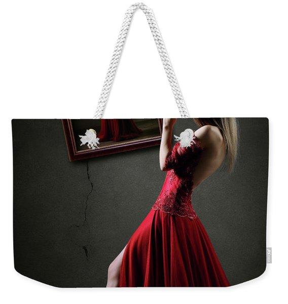 Pretense Weekender Tote Bag