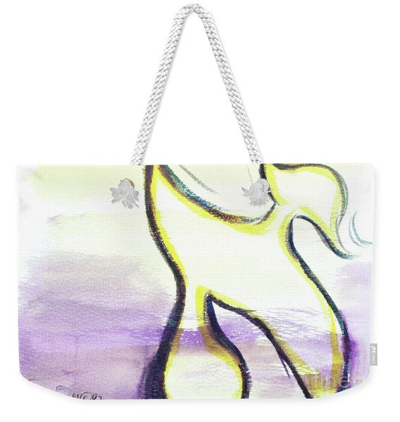 Pretty Aleph A15 Weekender Tote Bag