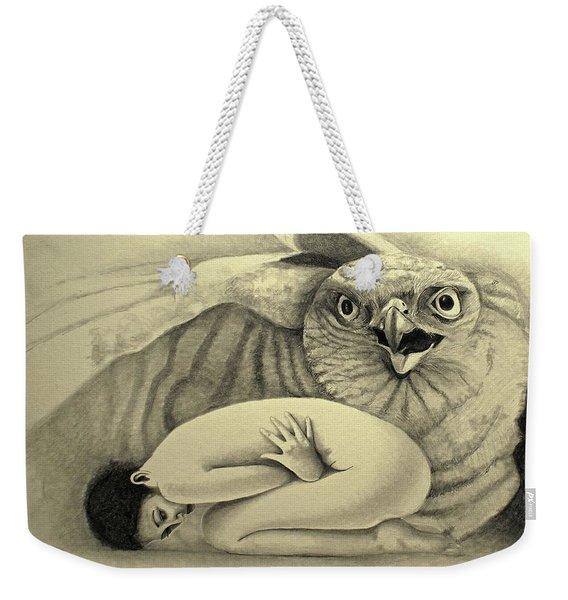 Prey Weekender Tote Bag