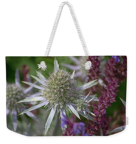 Prickled Weekender Tote Bag