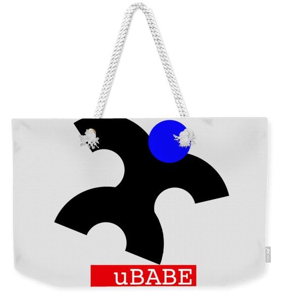 Primitive Dance Weekender Tote Bag