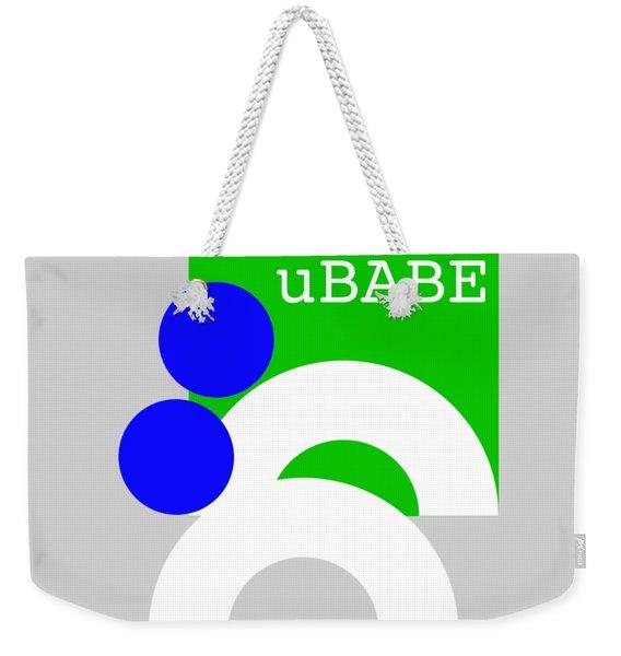 Primitive Pastoral Weekender Tote Bag