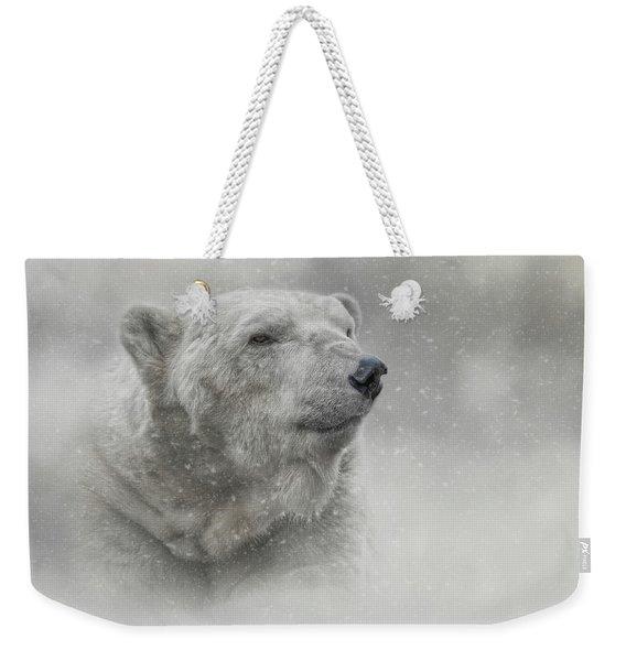 Prince Of The North Pole Weekender Tote Bag