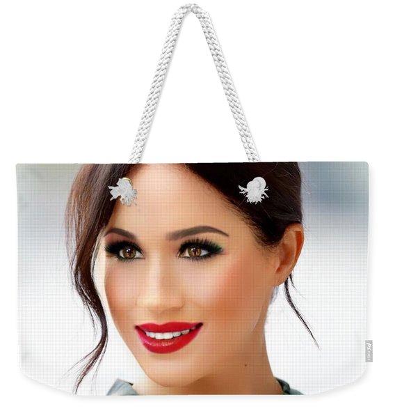 Princess Meghan Weekender Tote Bag