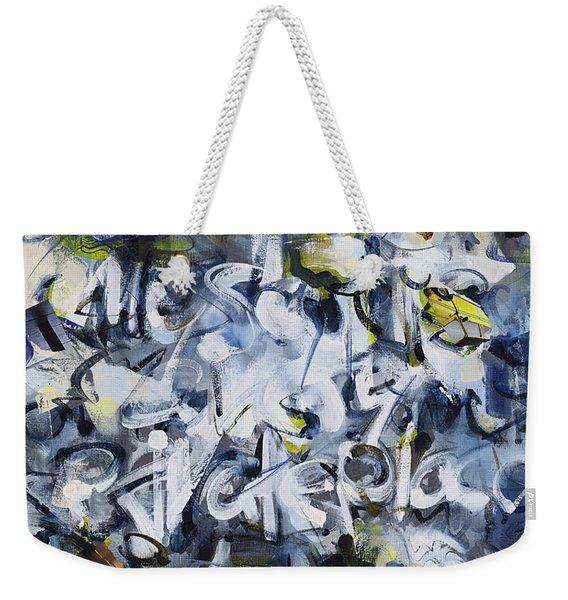 Privacy Weekender Tote Bag