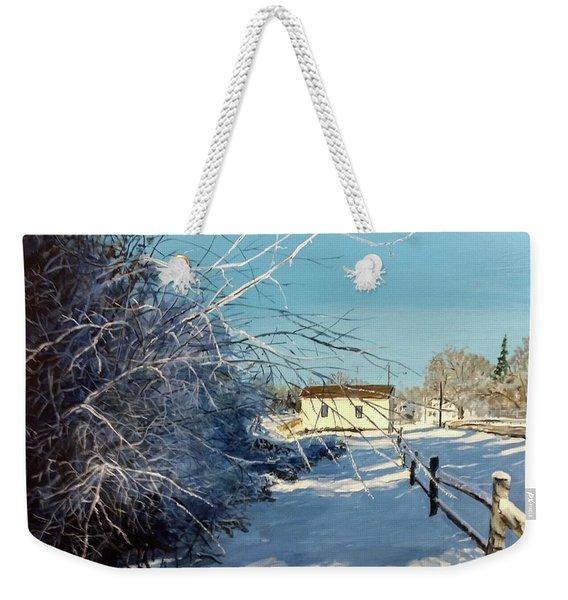 Promise Of Tomorrow Weekender Tote Bag