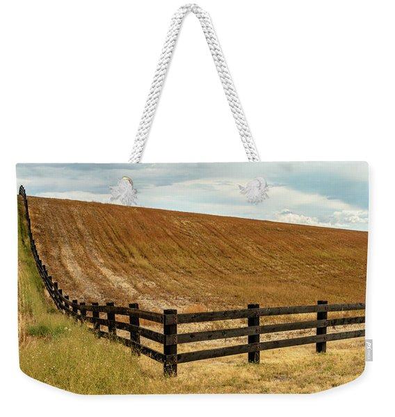 Property Lines Weekender Tote Bag