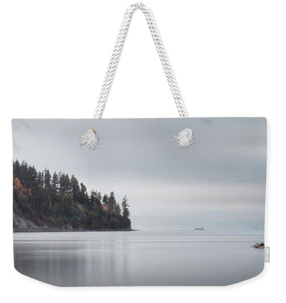 Brockton Point, Vancouver Bc Weekender Tote Bag