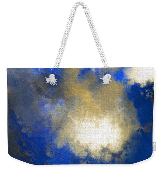 Psalm 23 4. You Comfort Me Weekender Tote Bag