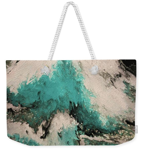 Psalm 59 16. I Will Sing Of Your Power Weekender Tote Bag