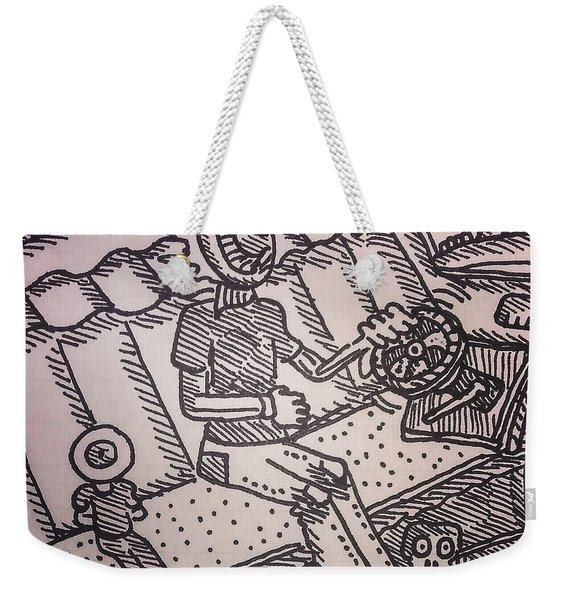 Pupil And Student Weekender Tote Bag