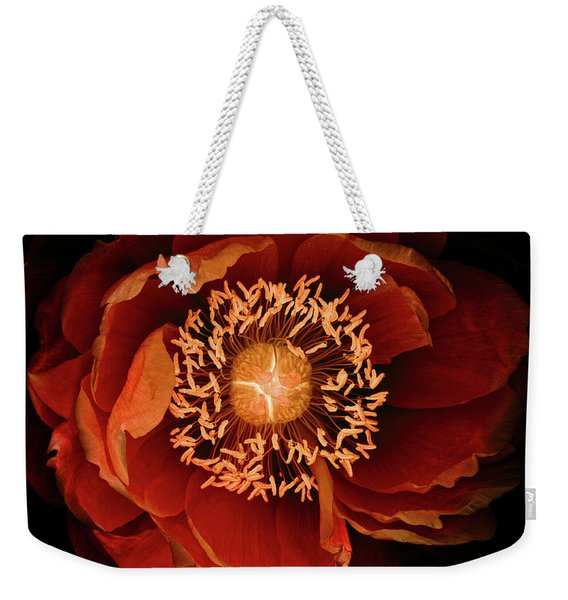 Queen Of The Night Number Two Weekender Tote Bag