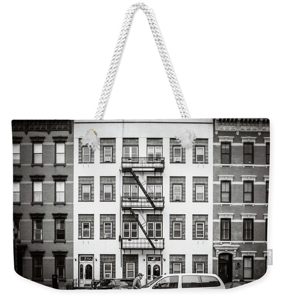 quick delivery BW Weekender Tote Bag
