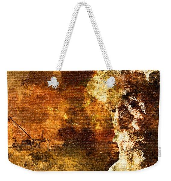 Quijote Weekender Tote Bag