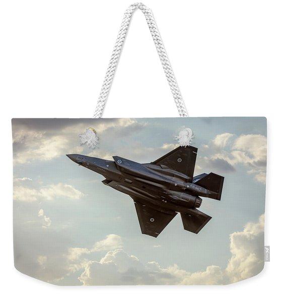 Raaf F-35a Lightning II Joint Strike Fighter Weekender Tote Bag