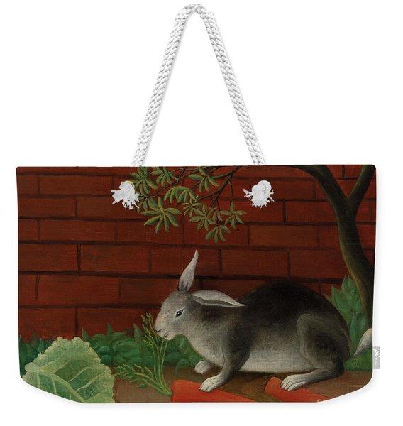 Rabbit, 1908 Weekender Tote Bag