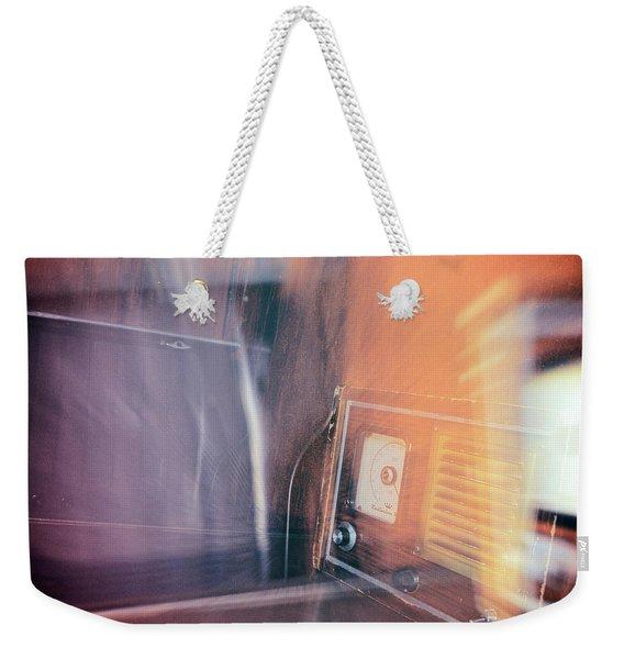 Radio #2259 Weekender Tote Bag