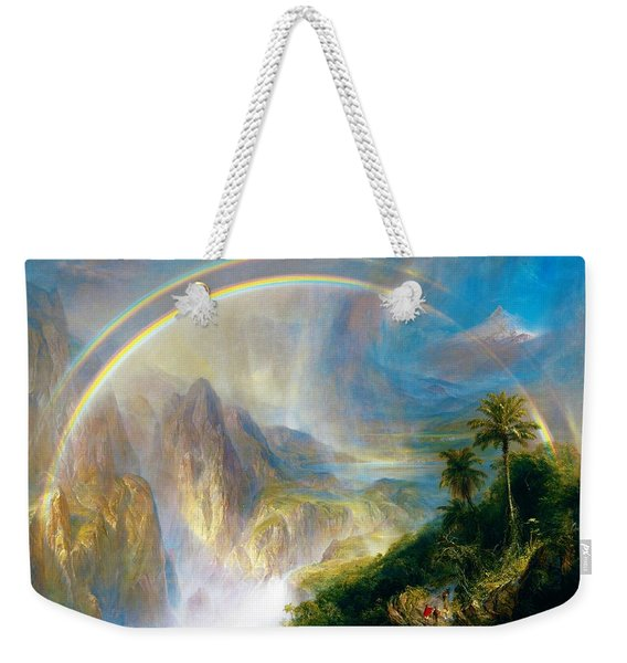 Rainy Season In The Tropics - Digital Remastered Edition Weekender Tote Bag