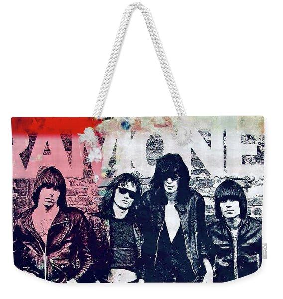 Ramones Weekender Tote Bag