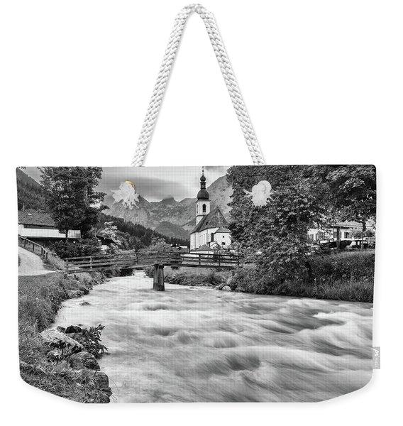 Ramsau, Bavaria Weekender Tote Bag