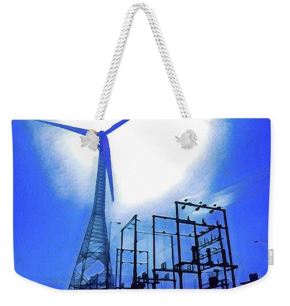 Random Weekender Tote Bag
