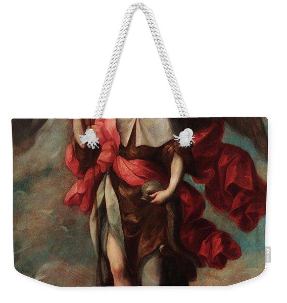 Raphael Archangel Weekender Tote Bag
