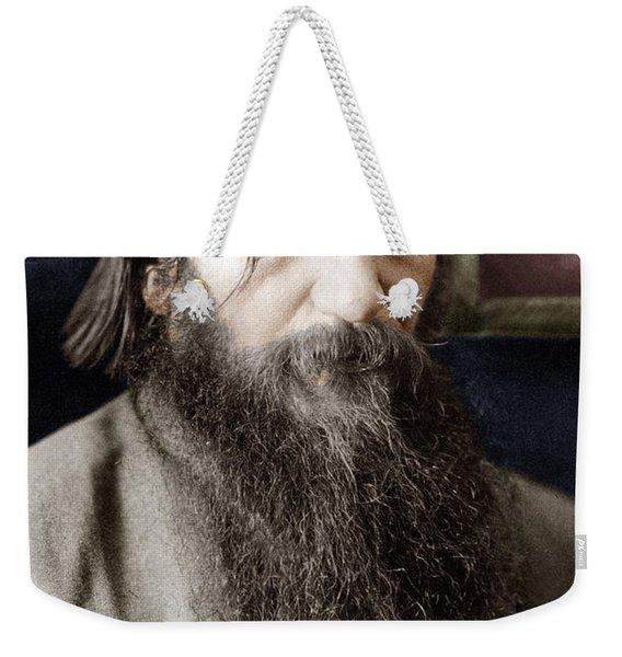 Rasputin Weekender Tote Bag