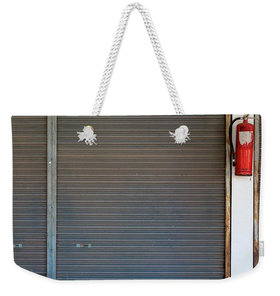 Ready For Any Emergency Weekender Tote Bag