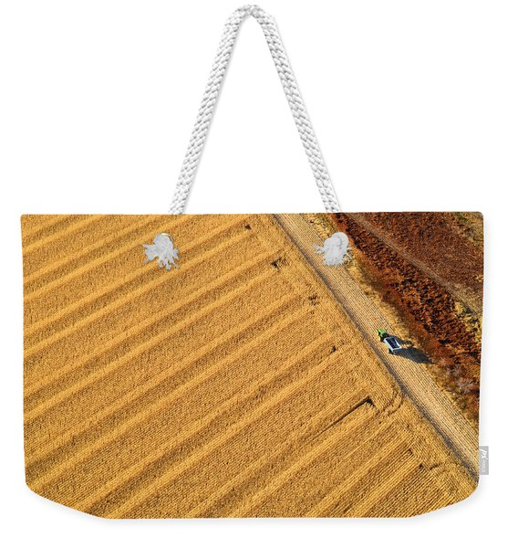 Ready For More Weekender Tote Bag