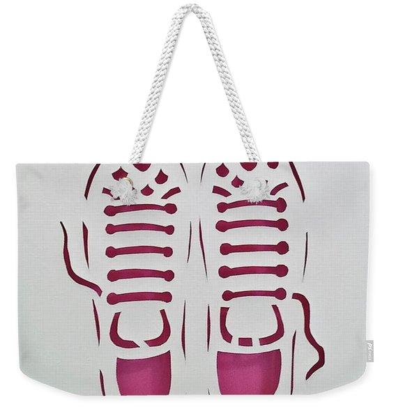 Ready Weekender Tote Bag