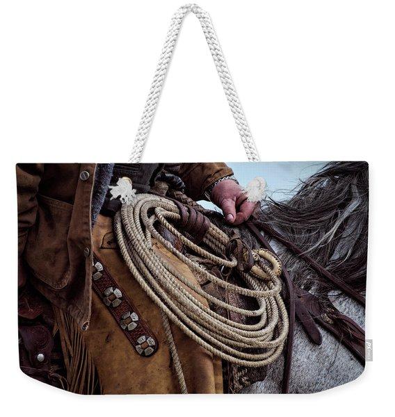 Reata Weekender Tote Bag