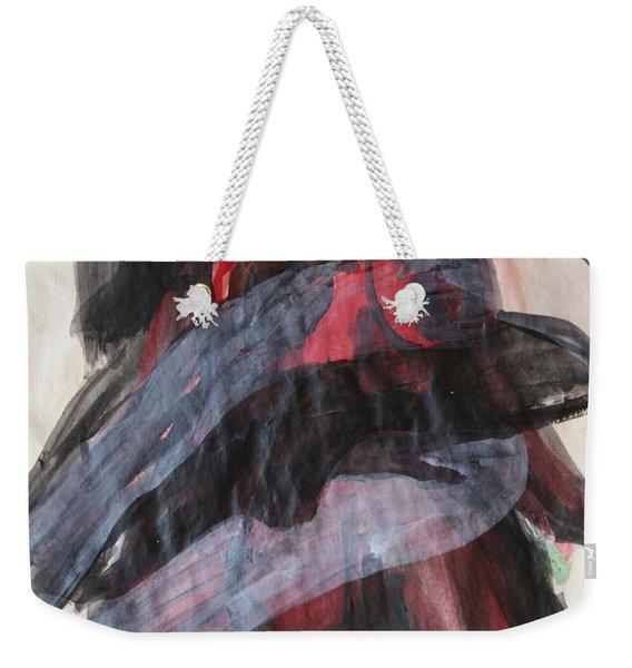 Reborn When Jesus Comes Weekender Tote Bag
