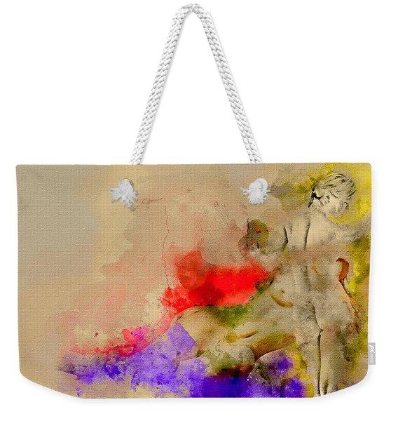 Recess Of A Dream Weekender Tote Bag