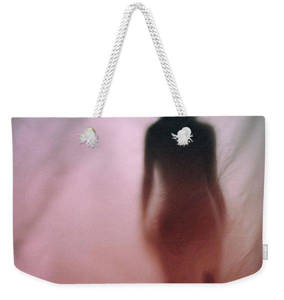Red #0640 Weekender Tote Bag