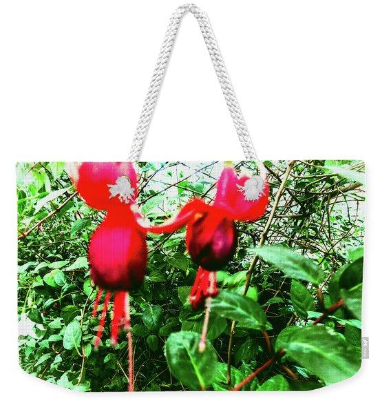 Red Candies Weekender Tote Bag